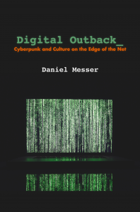 The cover of Digital Outback